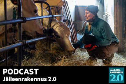 Kuuntele Jälleenrakennus 2.0: Tulevaisuus on kasvispitoinen, mutta siellä voi roukua myös poro ja ammua lehmä