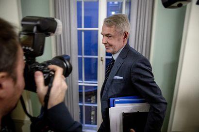 Ulkoministeri Haaviston kohtalon odotetaan ratkeavan pian – perustuslakivaliokunta päättää ratkaisustaan ensi viikon lopulla