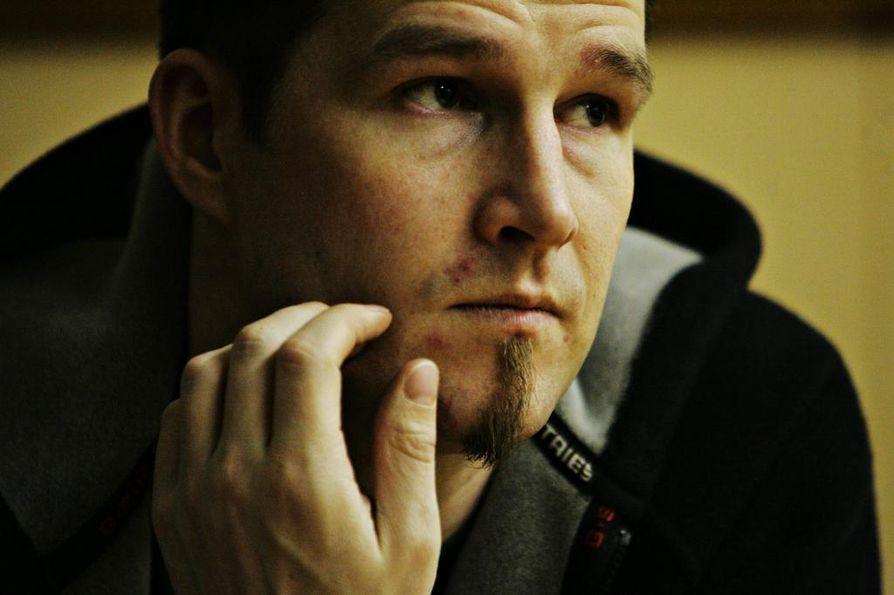 Daruden eli Ville Virtasen musiikkia nähdään Euroviisulavalla toukokuussa.