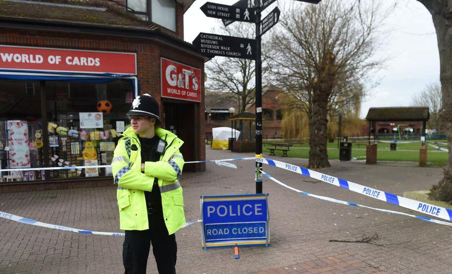 Entinen agentti Sergei Skripal ja hänen tyttärensä yritettiin myrkyttää Salisburyn kaupungissa sunnuntaina 4. maaliskuuta.