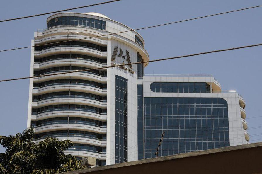 Suomalainen mies löydettiin helmikuussa kuolleena Pearl of Africa -hotellista Ugandan pääkaupungissa Kampalassa.