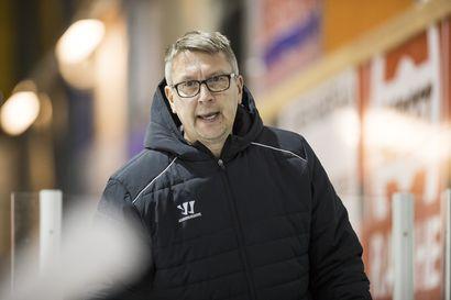 Arto Ylisaari PJK:n valmentajaksi