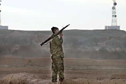 Mikä on Afganistan sodan opetus?