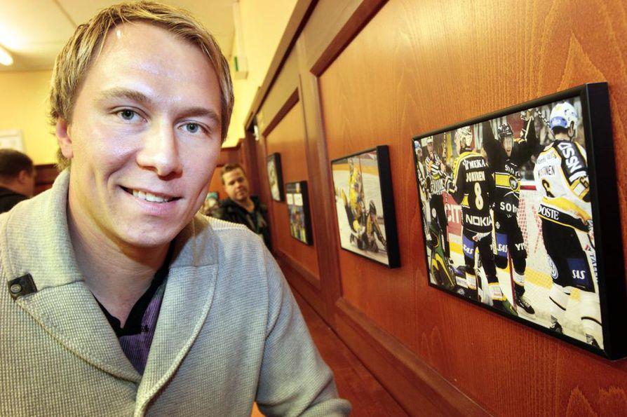 Jussi Jokisella on edessään uuden työnantajan etsintä. Konkarin palveluksille riittänee yhä kysyntää NHL:ssä.