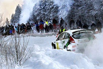 Tunturin voittaja Lappi tulee Rovaniemen MM-ralliin WRC2-luokkaan