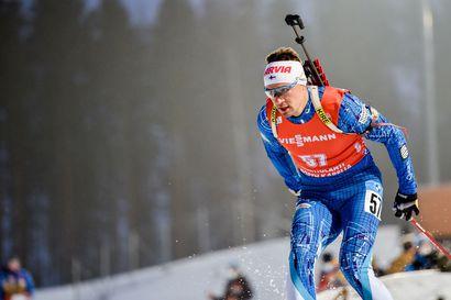 Norja voitti miesten viestin Kontiolahdella, Suomi 13:nneksi