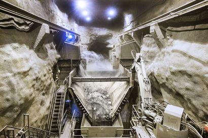 Raha-asiainvaliokunta puoltaa yli 26 miljoonan investointitukea Pyhäsalmen energiavarastohankkeelle – vanha kaivos voi saada uumeniinsa Suomen suurimman energiavaraston