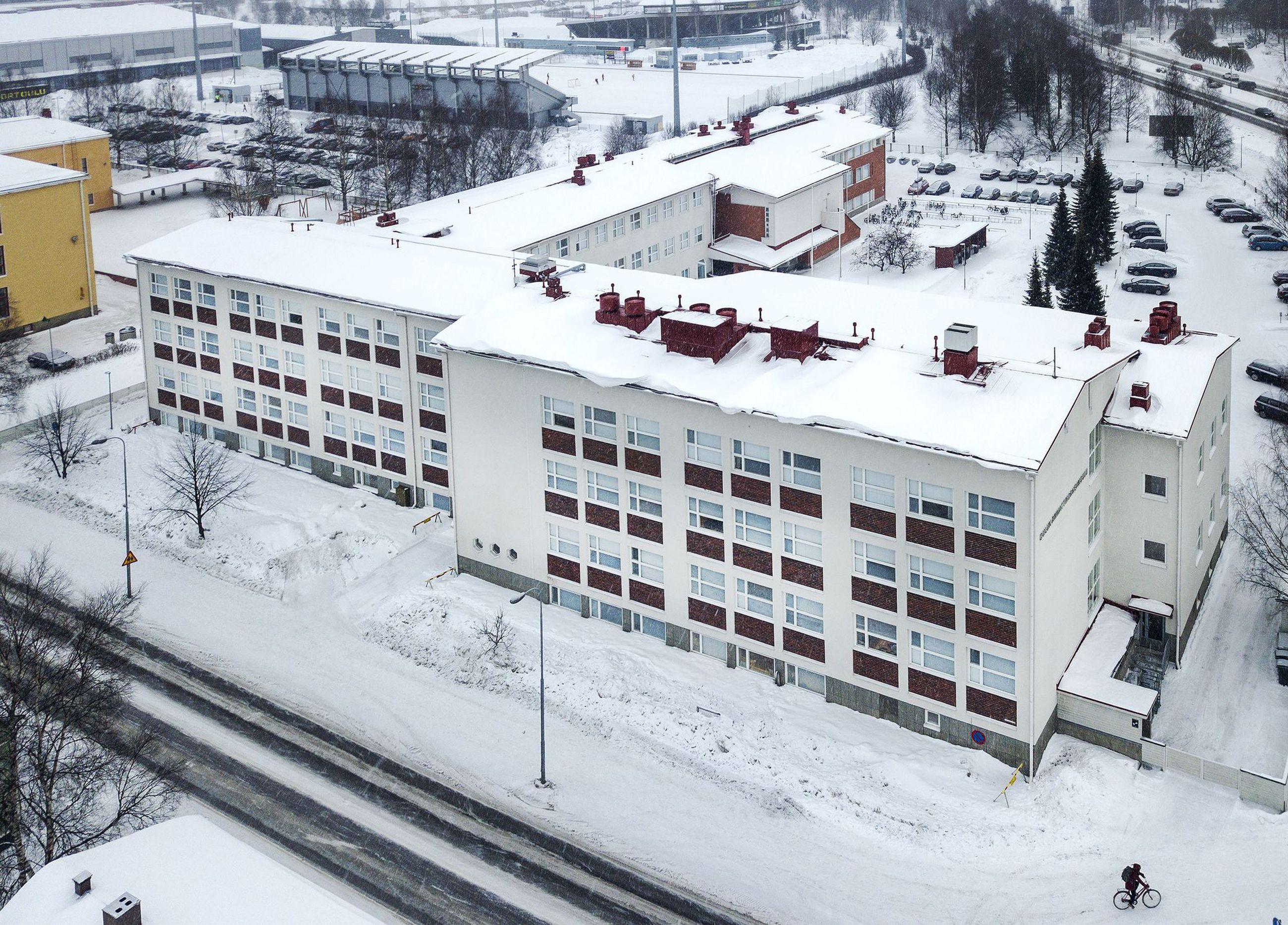 Oulun Normaalikoulun Lukio