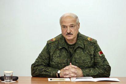 Baltian maat asettavat pakotteita Lukashenkolle