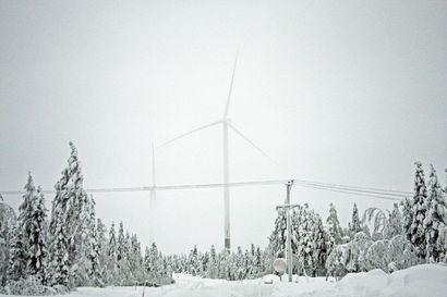 Nuttion tuulivoimapuisto vielä valtuuston käsittelyyn Sodankylässä