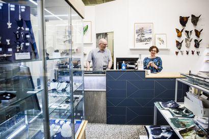 Rovaniemen kauppakeskukset toipuvat koronakeväästä – asiakkaiden määrä on noussut kesän aikana nopeasti lähes entiselleen