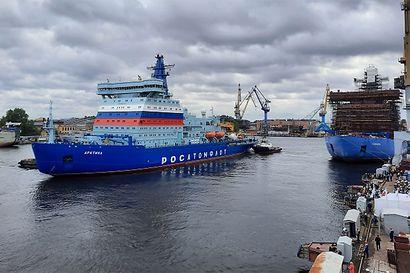 Näkökulma: Venäjä ottaa sulavan Arktiksen vastaan avosylin, ja se on pelottava viesti meille kaikille