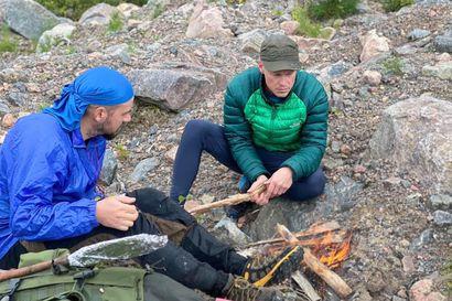 Torniolainen Markku Yliniva taisteli erävaelluksen kultaa – 25 vuoden treenaus sai Noormarkun maastoissa kruununsa