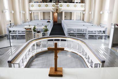 """Kirkko pistetään remonttiin – seurakuntalaisilta kysytään mitä remontissa pitäisi tehdä: """"Kirkon tulee palvella tilana tässä hetkessä ja tulevaisuudessa"""""""