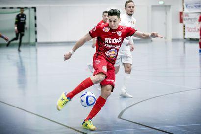 FC Kemin kantti kesti Jyväskylässä