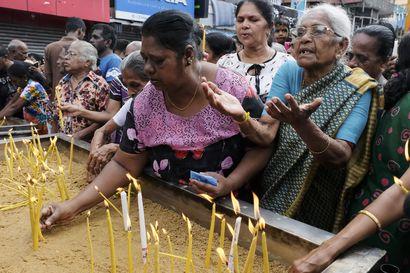 Sri Lankan veristen iskujen pääepäillyn isä ja veljet kuolivat perjantain tulitaistelussa