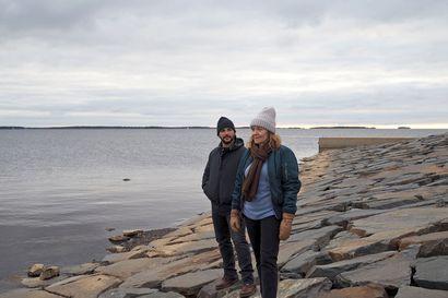 Paratiisi-tv-sarjan toisella tuotantokaudella Oulu näyttää myös valoisat kasvonsa