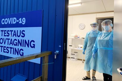 Viranomaiset pohtivat maanantaina koronatestien ulottamista rajanylittäjiin Torniossa