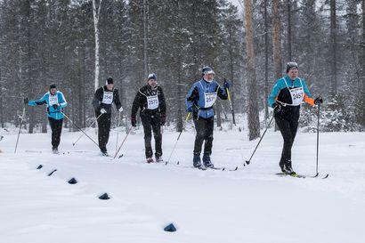 """Oulun Tervahiihto joutuu pohtimaan korvaavaa reittiä, päätös luvassa kahden viikon kuluttua – """"Varasuunnitelma korvaavasta reitistä on työn alla"""""""