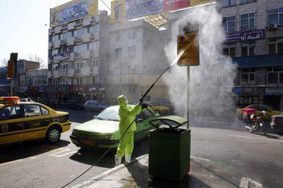 Iranissa saattaa muhia jopa kymmeniä tuhansia koronavirustartuntoja – jotka eivät päädy virallisiin tilastoihin