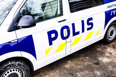Kuljettaja ajoi autoa huumausaineiden vaikutuksen alaisena Torniossa