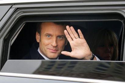Ranskan presidentti Emmanuel Macron pitää illalla televisiopuheen kansalle – ranskalaisia saattaa odottaa ulkonaliikkumiskielto kuten Espanjassa ja Italiassa