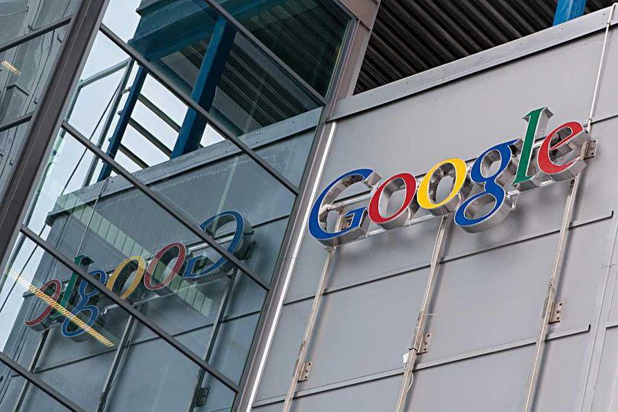 Oulun Googlessa toimii  noin 20-30 henkeä.