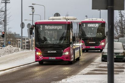 Oulun Taksipalvelulle tulossa liki 680 000 euron sanktio sopimusehtojen vakavien laiminlyöntien vuoksi – jopa yli sata vuoroa vuorokaudessa on jätetty kirjaamatta
