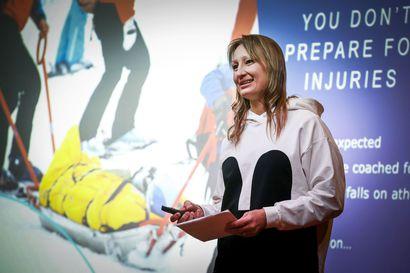 """Tanja Poutiainen-Rinne nimettiin kansainvälisen hiihtoliiton alppihiihdon johtoryhmään: """"Olen erittäin otettu"""""""