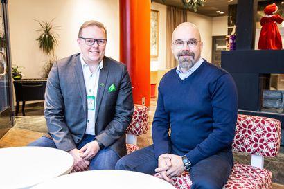 """Optikkoliike Brillet ja Kiinteistömaailma Rovaniemi elämän tärkeimpien asioiden äärellä – """"Meitä yhdistää halu tehdä asiat aina vähän paremmin"""""""