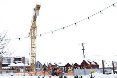 Taas uhkasakko Oulun torihotellille – uusi määräaika valmistumiselle on kesäkuun lopussa vuonna 2022