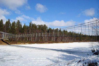 Kuvanveistäjältä sujui myös siltojen suunnittelu – Urpo Kärri piirsi rajavartiostolle riippusiltoja ilman minkäänlaista alan koulutusta