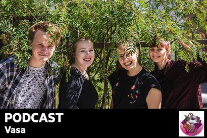 """Kuuntele Vasan podcast: """"13-vuotiaana on ollut viimeksi tällaista, ja olen nyt 25"""" – Kesä 2020 on nuorille työkesä, terassikesä tai jopa lapsuuden kesä"""