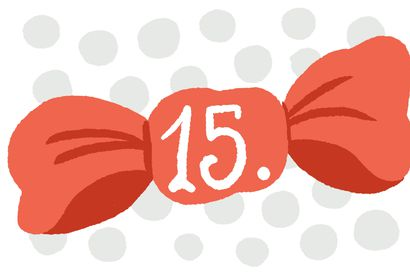 Lapin Kansan Joulutarina: Tonttukansan lahja, luukku 15