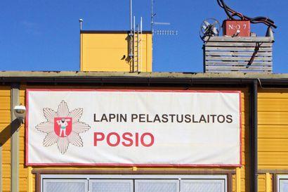 """Aluehallintovirasto patistaa pelastuslaitosta lisäämään väkeä Posiolle – """"Todella tiukoilla toki mennään, mutta periaatteessa valmius juuri tällä hetkellä on AVI:n vaatimusten mukainen"""""""