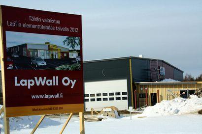 LapWall Oy haluaa olla Skandinavian kärjessä