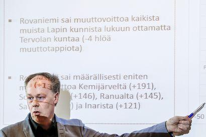 Väestöennuste lupaa synkeimmät luvut Itä-Lappiin, Tornionlaaksoon ja Kemi-Tornion seutukuntaan