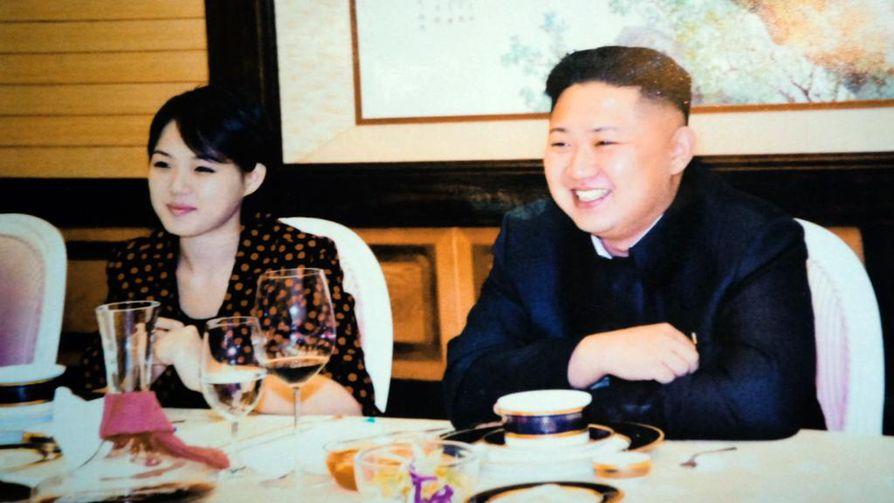 Korealainen äiti poika suku puoli