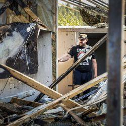 Petri Manninen heräsi yöllä vaimonsa huutoon – Muutaman metrin päässä kaasupullot räjähtelivät ja perheen elämäntyö paloi maan tasalle