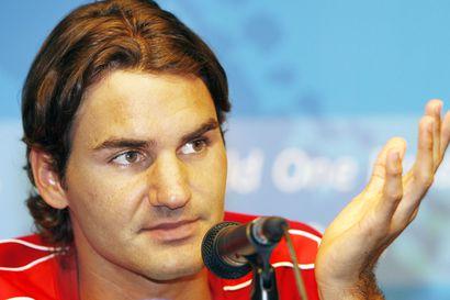 Forbes: Federer tienasi urheilijoista eniten – Messillä ja Ronaldolla tuloissa pudotusta