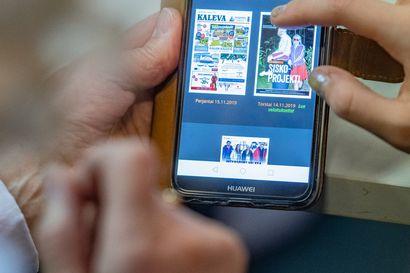 Martti Turusen kolumni: Yhä useammat palvelut ovat enenevässä määriin digitaalisia