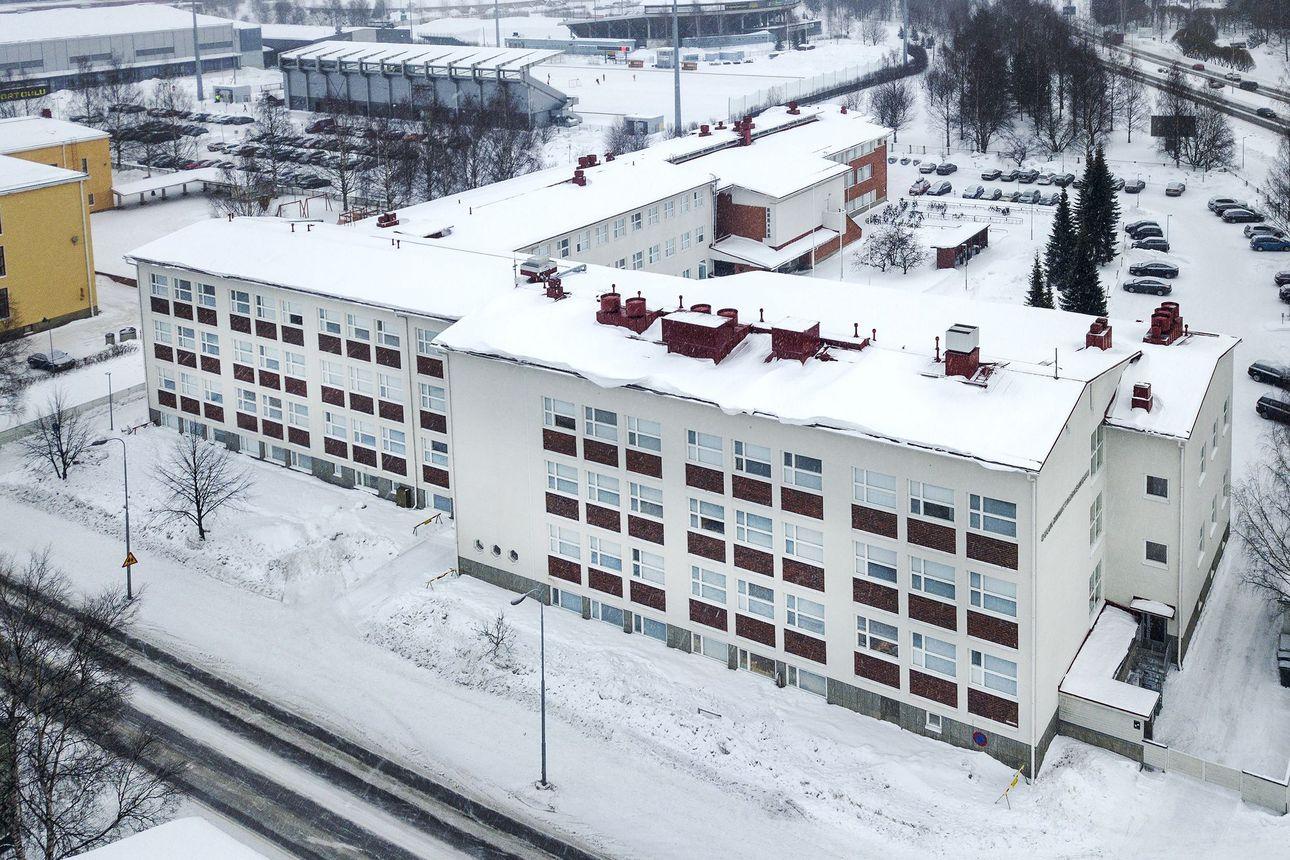 Lisää aloituspaikkoja Oulun lukioihin: Merikosken lukio aloittaa syksyllä väljemmissä tiloissa Raksilassa ja nostaa aloituspaikkojen määrää