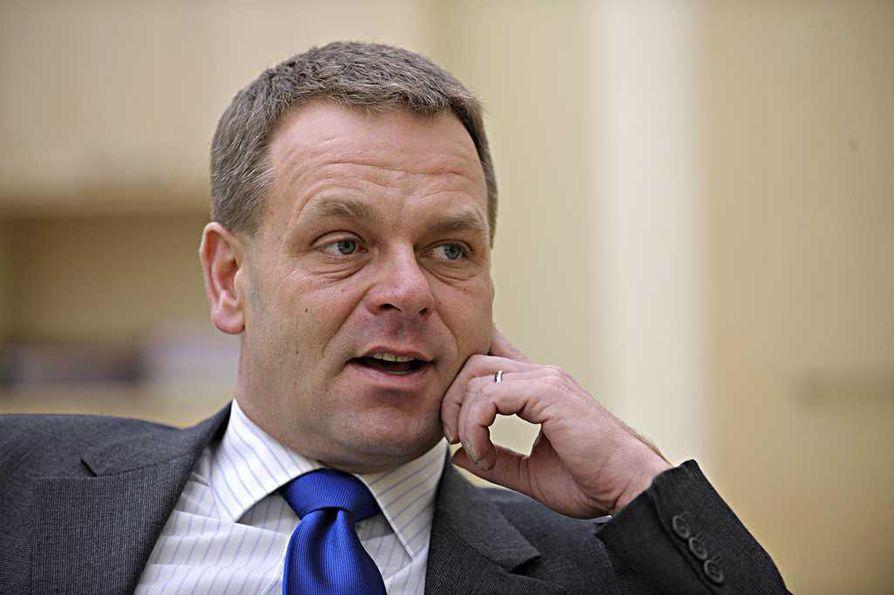 Jan Vapaavuori oli sunnuntain kuntavaalien valtakunnallinen ääniharava. Hänen äänimääränsä oli lähes 30 000.