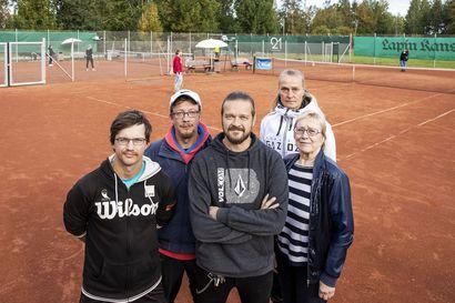 Rovaniemen Verkkopalloseura on vireä seitsenkymppinen