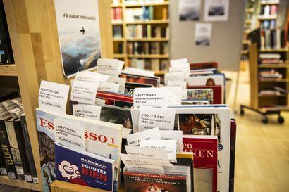 Kirjastot siirtyvät Oulussa kesäaikaan – pääkirjasto on kesäsunnuntaisin suljettu