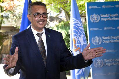 """Oli """"puhdas onni"""", että WHO:n pääjohtaja Tedros selvisi lapsena taudista – nyt hän taistelee koronavirusta vastaan ilman Yhdysvaltain rahoitusta"""