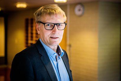 Geologian tutkimuskeskuksen pääjohtaja Kimmo Tiilikainen korostaa tutkimuksen tärkeyttä, mutta ei ota kantaa uusien kaivosten avaamiseen