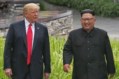 Pohjois-Korea sitoutuu työskentelemään ydinaseettoman Korean eteen – Trump: Ydinaseriisunta aloitetaan erittäin pian