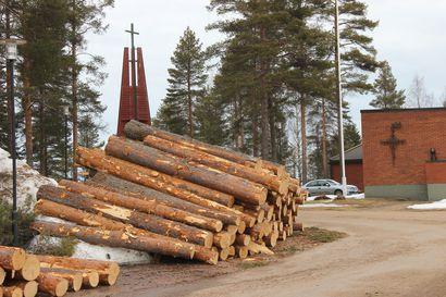Pudasjärven seurakunnan varallisuus lisääntyi alkuvuonna – puukaupat toivat tuloja
