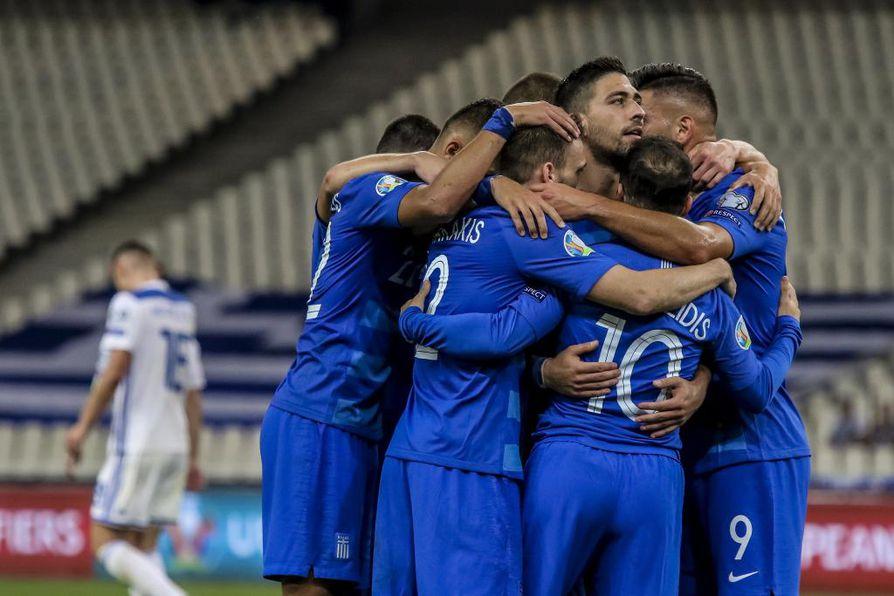Kreikka voitti Bosnian lukemin 2–1.